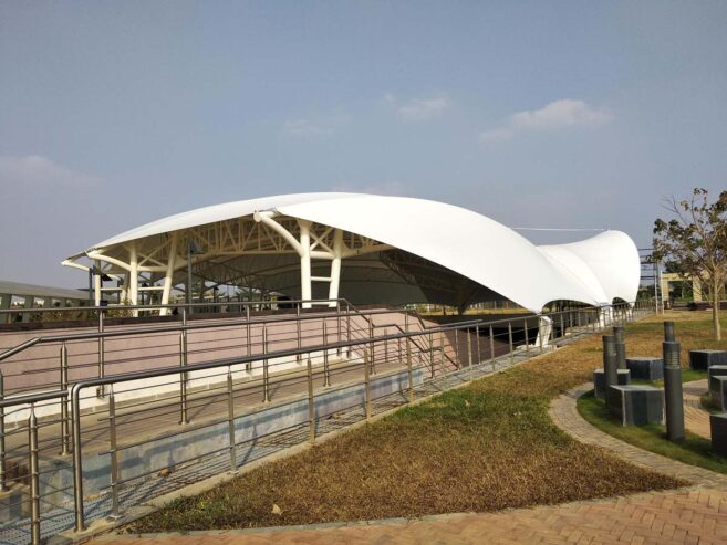 Parking-Garage-Exit-and-Entrance-Canopy-Shelters-Roofs-Shade-Structures-1