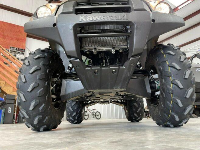 2019-Kawasaki-Brute-750-4×4-Power-Steering.-Like-New-Low-Miles.-Camo-Edition-8