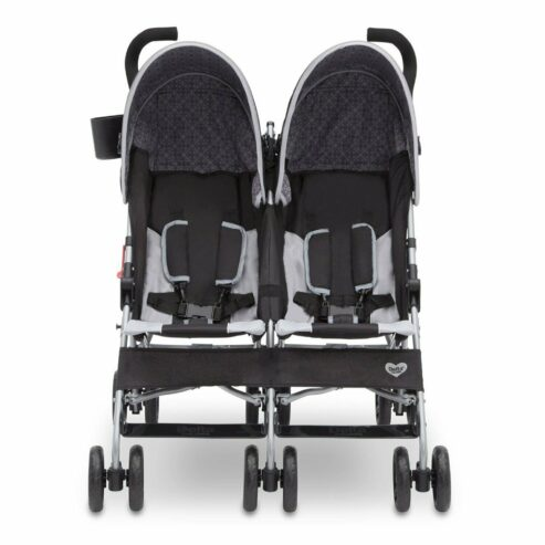 Double-Baby-Stroller-Twin-Umbrella-Folding-Pushchair-Infant-_57