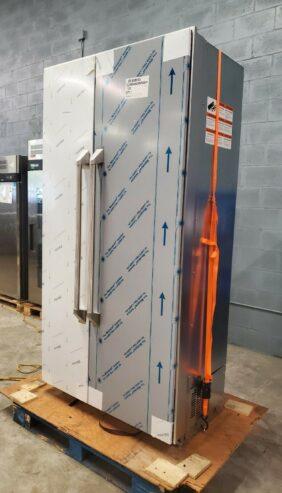 New-GE-Monogram-ZIR240NPKII-ZIF180NKAII-Column-Refrigerator-Freezer-Stainless