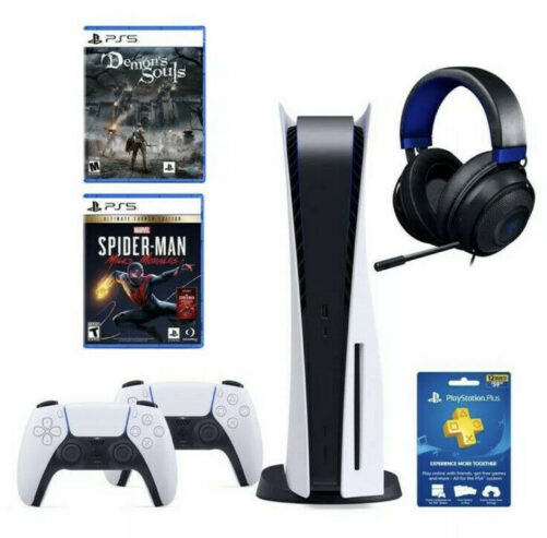 Sony-PlayStation-5-PS5-Exclusive-Title-Bundle-Disc