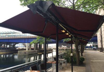 butterfly awning 3